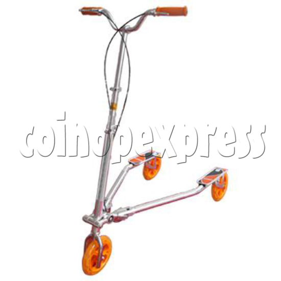 Trikke 3-Wheel Scooter 3 9302
