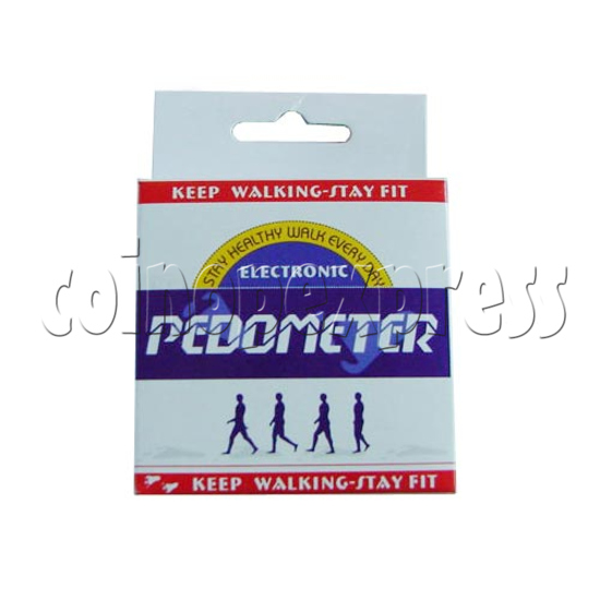 4 Buttons Pedometer 9309