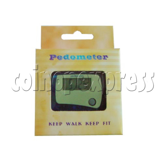 Single-Function Pedometer 9315