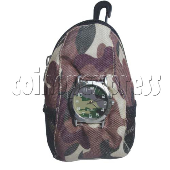 Army Camo Bag Watches 9455