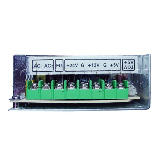 6A Switching Power Supply for Arcade Game 9633