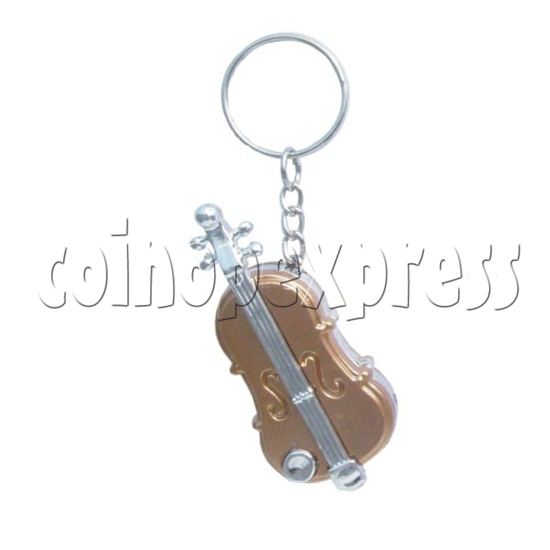 Guitar Light-up Key Rings 9721