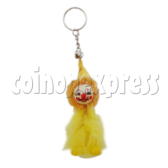 Feather Mimic Keyrings 9741