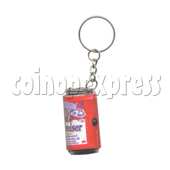Soft-drink Light-up Key Rings 9793