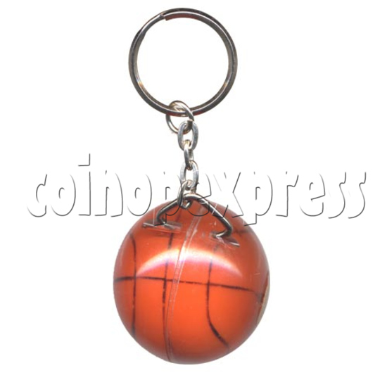 Sphere Within Sphere Keychain 9806