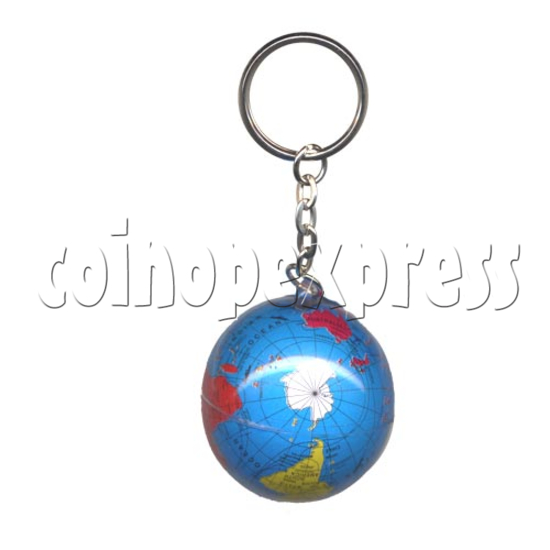 Sphere Within Sphere Keychain 9807