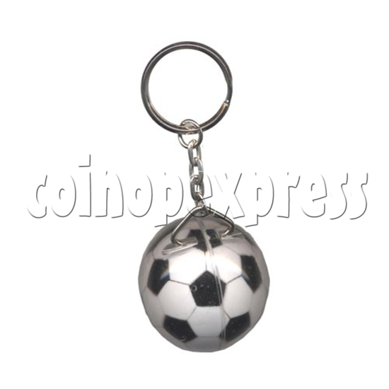 Sphere Within Sphere Keychain 9808
